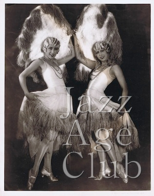 The Lorraine Sisters, 1920s