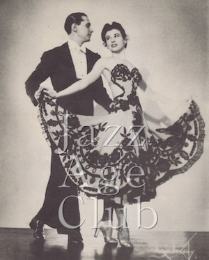 Capella & Patricia in the variety revue 'Yours For Fun' USA, 1943