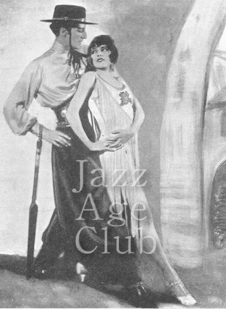 Fowler and Tamara, 1926