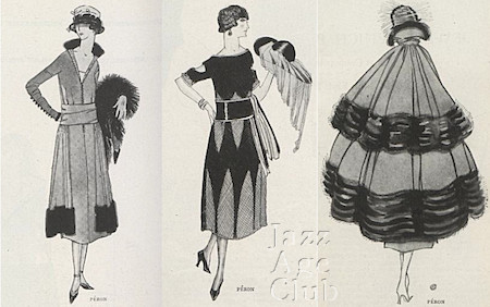 Peron models from 1920