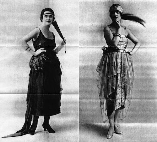 Peron models from 1919