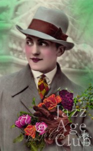 A postcard of what, at the time, was called 'A Fairy nice boy' and habitué of the gayest places in Paris