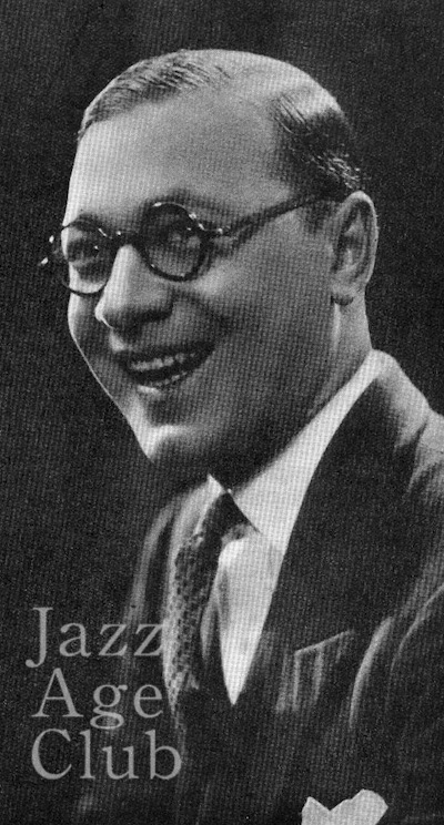 Edward Dolly in 1926