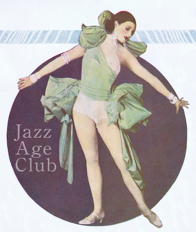 Miss Florence in Les Ailes De Paris at the Casino de Paris (1927, Paris)