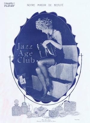 Dora Duby in Paris En Fleurs at the Casino de Paris (1925, Paris)