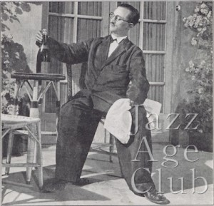 Hal Sherman in Yvonne at Daly's Theatre, London, 1926