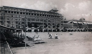 The Excelsior Hotel, Lido, Venice