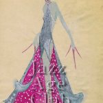 A costume design by 'Gene' 1920s