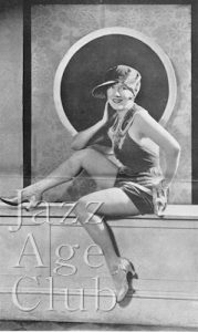 A scene from the cabaret at Chez Nous at the Excelsior Hotel, Lido, 1927 with American dancer Billy Shaw