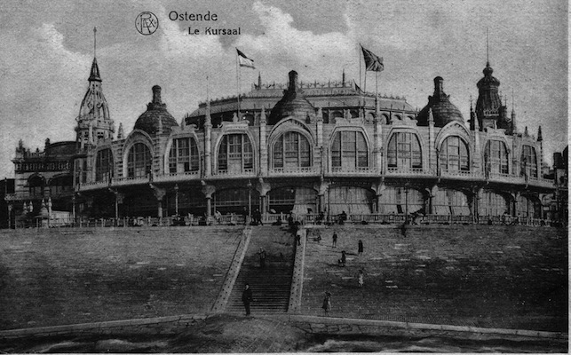 The Kursaal in Ostend