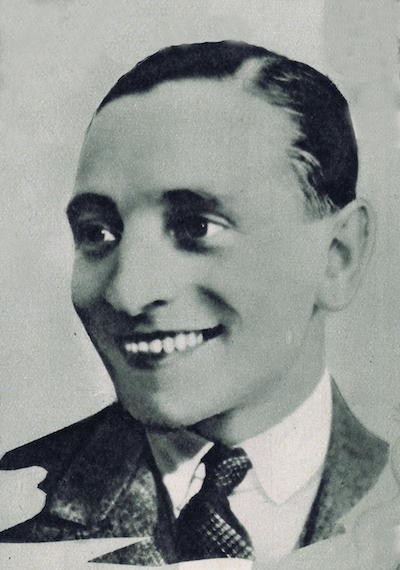 A photograph of Zig from 1931