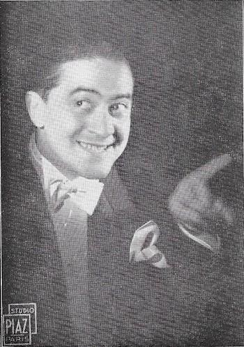 A photograph of O'dett, 1936