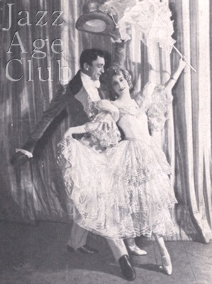 Moss and Fontana in This Year of Grace, New York, 1929