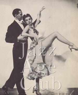 Capella & Patricia in the variety revue 'Yours For Fun' USA, 1943