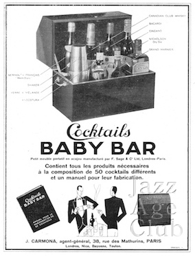 Coctails Baby Bar
