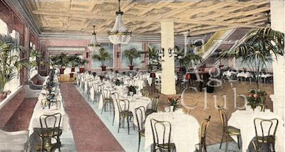 Palais de Danse, New York, c.1915