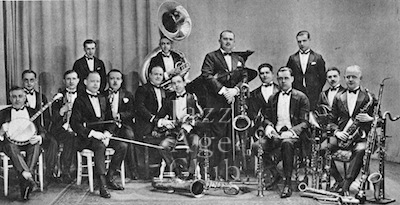 Paul Whiteman and his orchestra c.1924