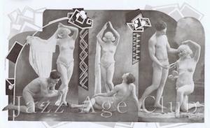 Roseray and Capella, in Paris-New York at the Casino de Paris, Paris, 1927