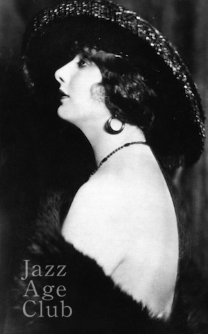 A photo of Betty Blythe in her prime
