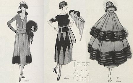 Peron models from 1920