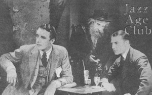 A scene from The White Shadow (1924)