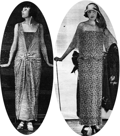 Peron models from 1923