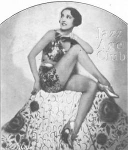 Dora Duby, London, 1927