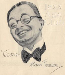 A sketch of Eddie Dolly