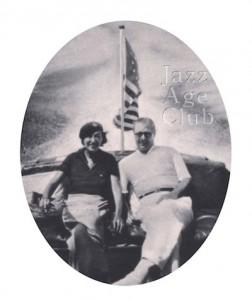Eddie and Rosie Dolly sailing around the riviera (1933)
