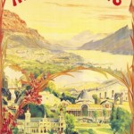 Poster for Aix Le Bains, 1920s