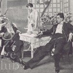 A scene from Yvonne at Daly's Theatre, London, 1926