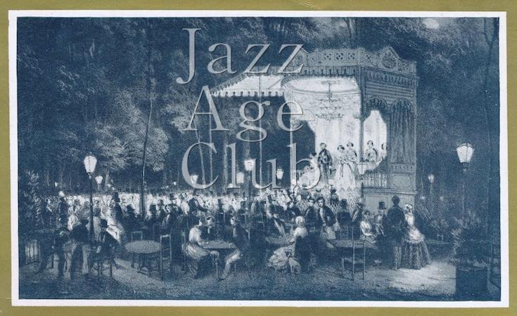 The cafe des Ambassadeurs, Paris, 1840