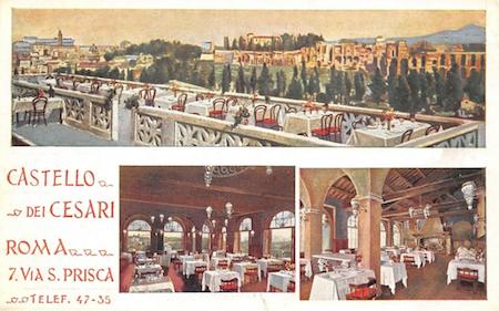 Views of Ristorante Castello dei Cesari, Rome