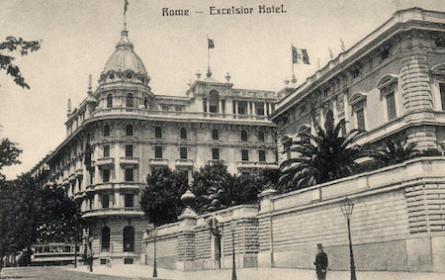 Excelsior Hotel, Rome