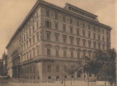 Grand Hotel, Rome