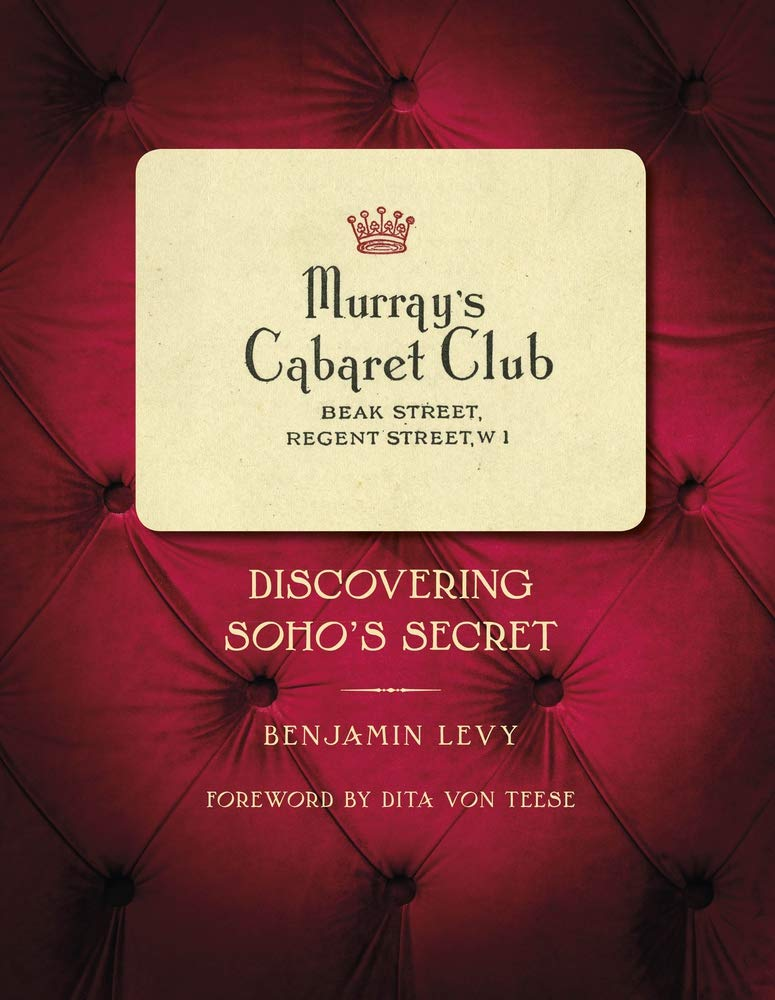 Cover of the book Murray's Cabaret Club by Benjamin Levy