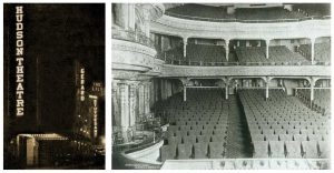 Renée Harris assumed ownership and management of the Hudson Theatre in 1912 and ran it for 20 years