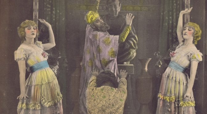 The Million Dollar Dollies (1918)