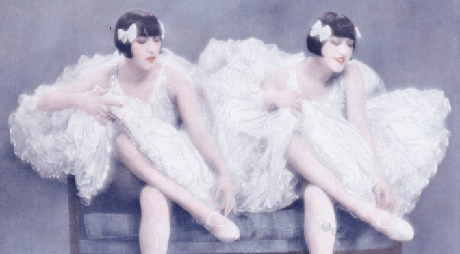 The Dolly Sisters: Paris