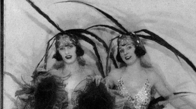 The Goode Sisters, Paris, 1920s