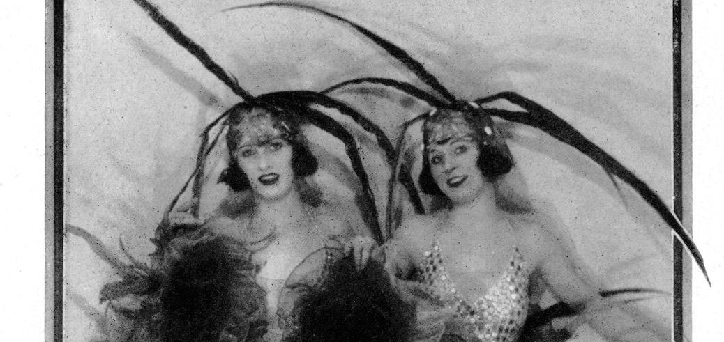 The Goode Sisters, Paris, 1920s