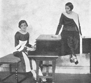 Norah Blaney and Gwen Farrar, 1920s