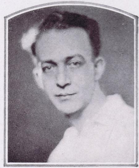 A portrait of Lester Essig, 1929