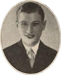 Harry Cahill in December 1923