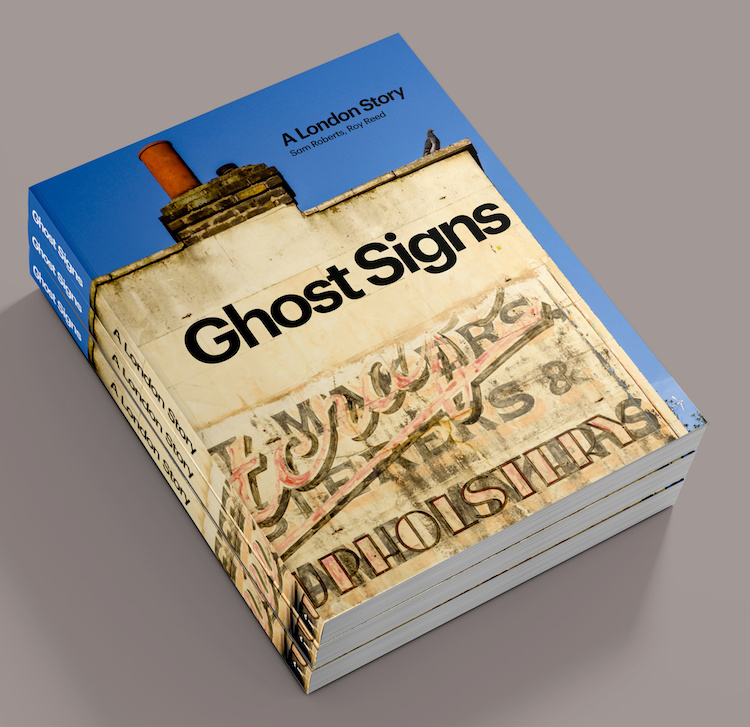 Ghost Signs A London Story Cover