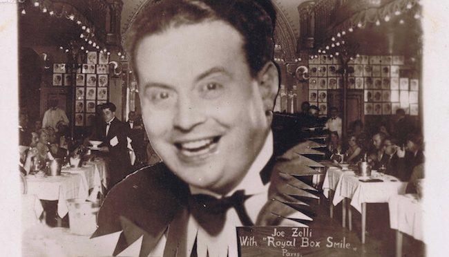 The  Incomparable Joe Zelli